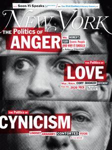 New York Magazine - September 17, 2018