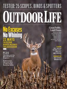 Outdoor Life – September 2018