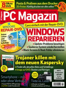 PC Magazin - Oktober 2018