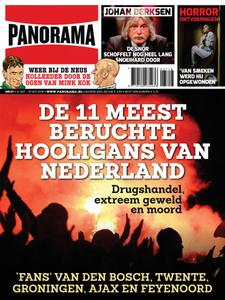 Panorama Netherlands – 12 september 2018