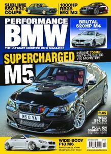 Performance BMW – November 2018