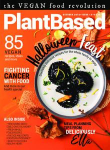 PlantBased – October 2018