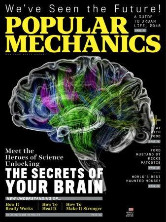 Popular Mechanics USA - October 2018