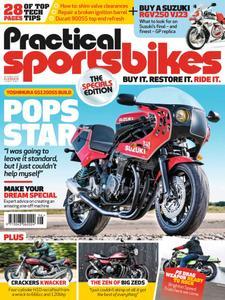Practical Sportsbikes – October 2018