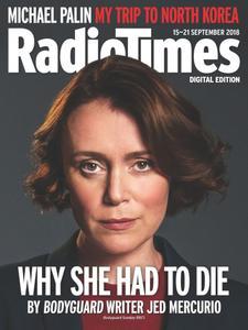 Radio Times – 15 September 2018