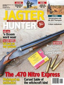 SA Hunter-Jagter - October 2018