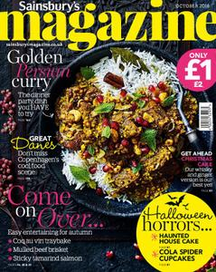 Sainsbury's Magazine – October 2018