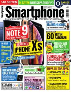 Smartphone - Oktober-November 2018