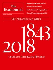 The Economist UK Edition – September 15, 2018