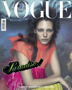 Vogue Italia – Settembre 2018