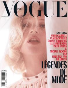 Vogue Paris - septembre 2018