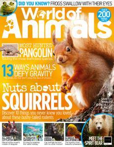 World of Animals – September 2018