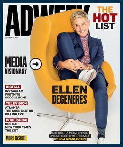 Adweek – October 15, 2018