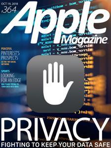 AppleMagazine - October 19, 2018