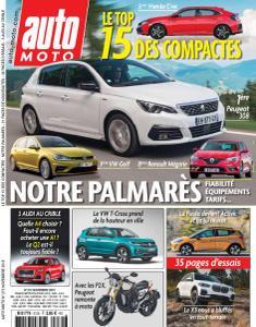 Auto Moto France - Novembre 2018