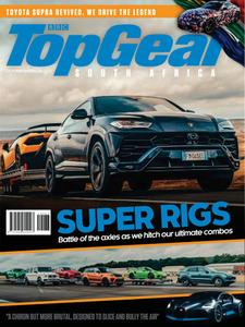 BBC Top Gear South Africa – October 2018