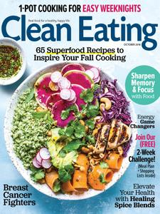 Clean Eating – October 2018