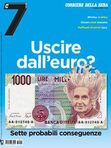 Corriere della Sera Sette – 18 ottobre 2018