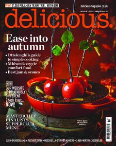 Delicious UK – October 2018