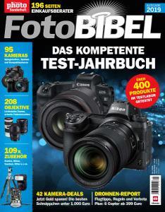 Digital Photo Sonderheft - FotoBibel Nr.1 2019