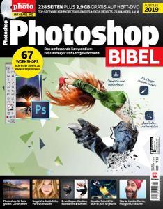 Digital Photo Sonderheft - Photoshop Bibel Nr.1 2019