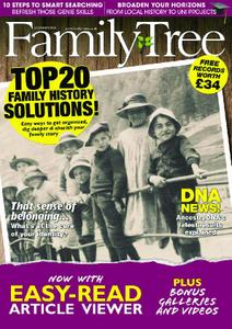 Family Tree UK – November 2018
