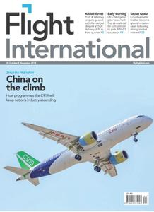 Flight International – 30 October 2018