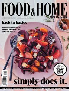 Food & Home Entertaining - November 2018