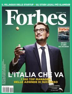 Forbes Italia N.12 - Ottobre 2018