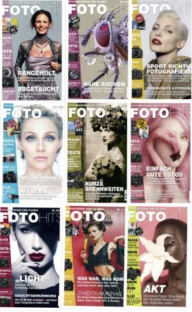 Fotohits - Full Year Issues collection ( 2018)