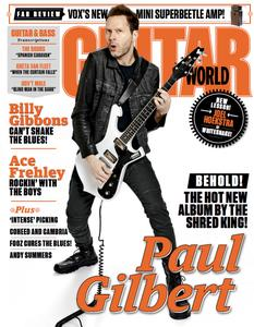 Guitar World - December 2018