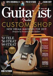 Guitarist – November 2018