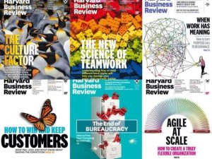 Harvard Business Review – Full Year Issues Collection 2018