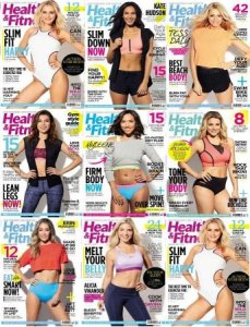 Health & Fitness UK – 2018 Full Year Issues Collection