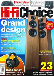 Hi-Fi Choice – November 2018