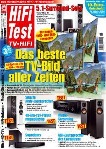 Hifi-Test Germany - November-Dezember 2018