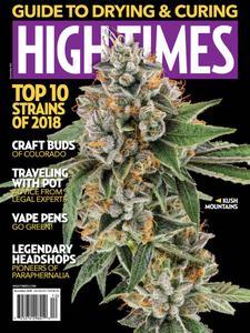High Times – December 2018