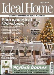Ideal Home UK - December 2018