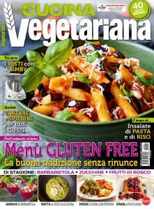 La Mia Cucina Vegetariana N.90 - Agosto-Settembre 2018