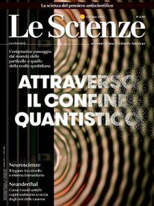 Le Scienze - Ottobre 2018