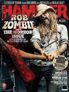 Metal Hammer UK – November 2018