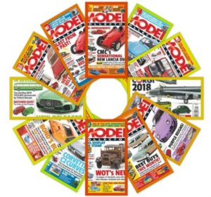 Model Collector – Full Year Issues Collection 2018