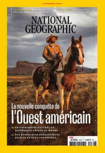 National Geographic France – Novembre 2018