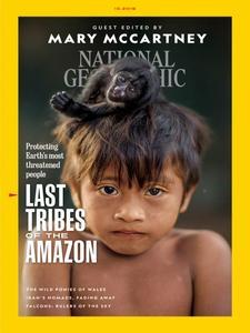 National Geographic UK – October 2018 (True PDF)