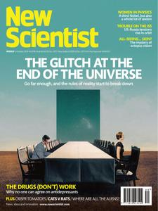 New Scientist - October 06, 2018