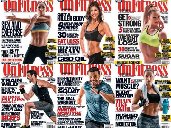 OnFitness - Full Year Issues Collection 2018