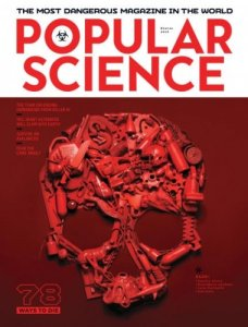 Popular Science USA – Winter 2018