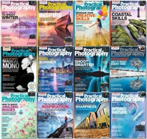 Practical Photography – Full Year Issues Collection 2018