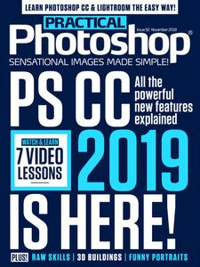 Practical Photoshop – November 2018