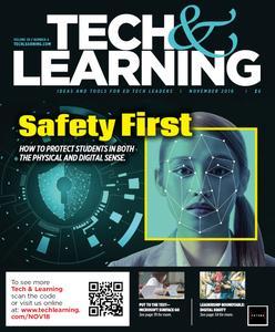 Tech & Learning – November 2018